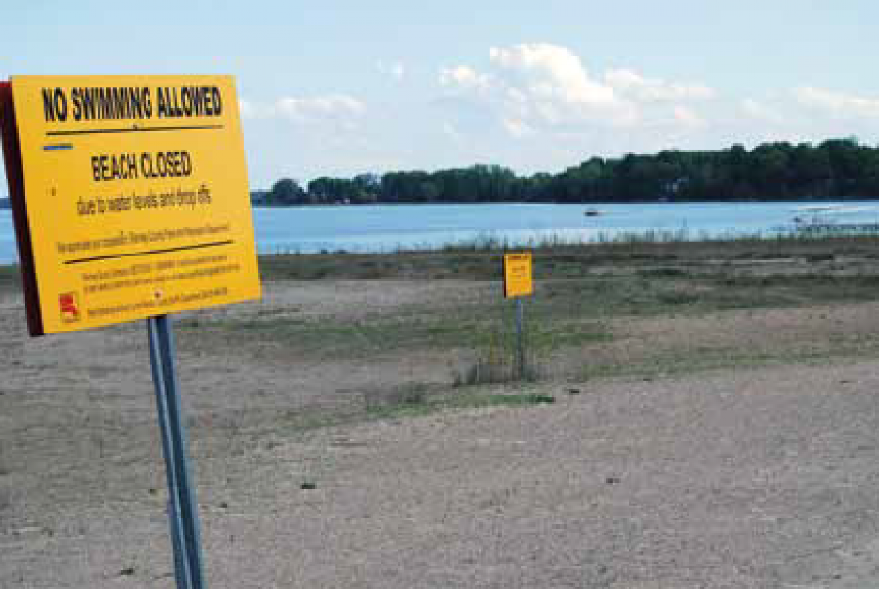 Declining water levels in White Bear Lake have been big news for the northeast metro area for some time.
