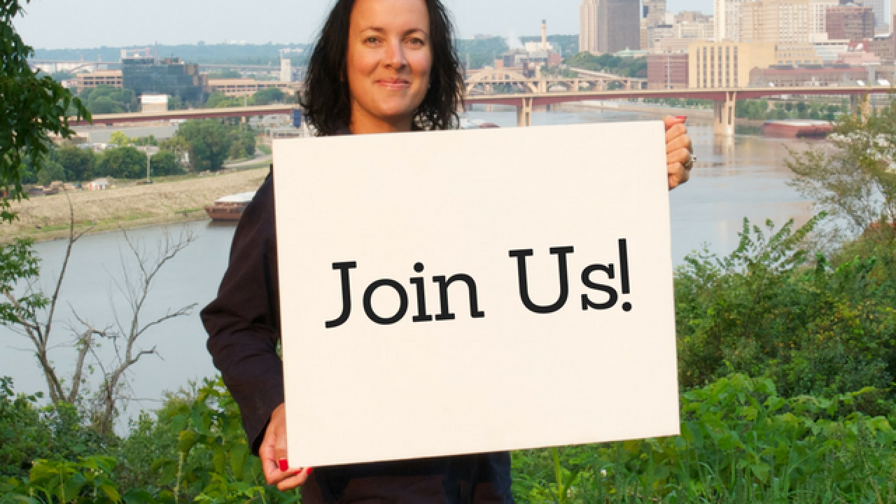 Join us! Become an FMR member.